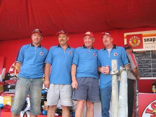 2007 Team Winners