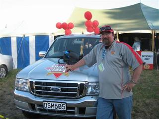 2007 Major Spot Vehicle Winner